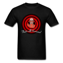 Human Enemy T-shirt Men Attack On Titan T Shirt Japan Horror Anime Design Mens Tshirts Cotton Black Tops Tees Survey Corps Logo