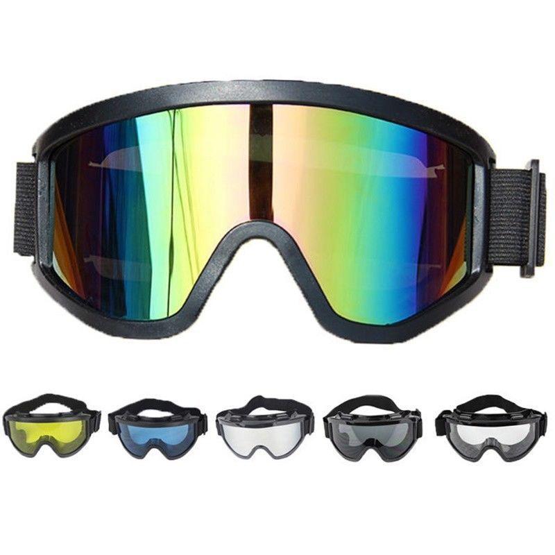 Winter Snow Sports Face Mask Goggles Ski Snowboard Snowmobile Skating Glasses