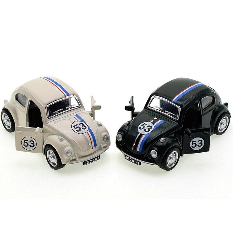 Herbie Volkswagen Beetle 53 Model Toy Car 7