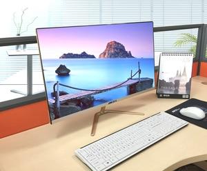 CPU i7/i5 RAM 4/8G SSD 60/120G ordenador de escritorio todo en uno pc con