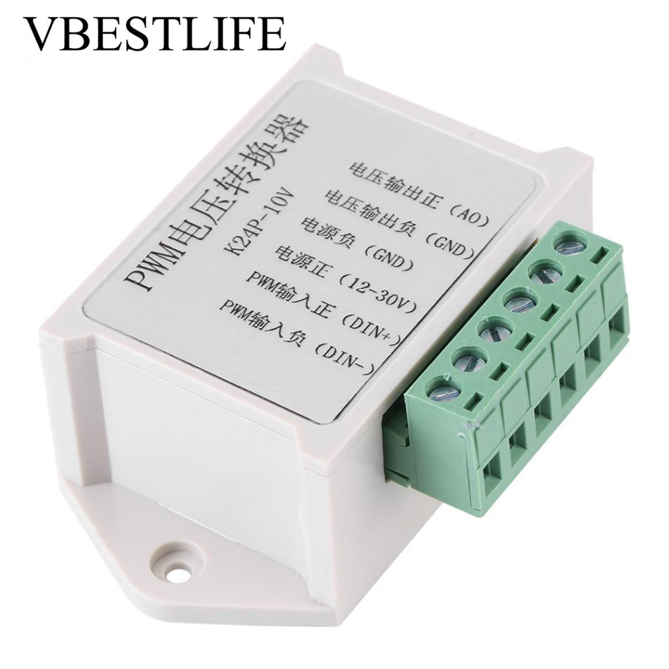 Pwm Voltage Converter Module Signal Digital To Analog Solar Cruise 160w Package Incl Controller Charges Adapter In Inverters Converters From Home Improvement On