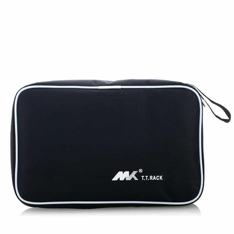 Portable Table Tennis Racket Case Cover Ping Pong Paddle Case Sports Bag  Ping Pong Accessories