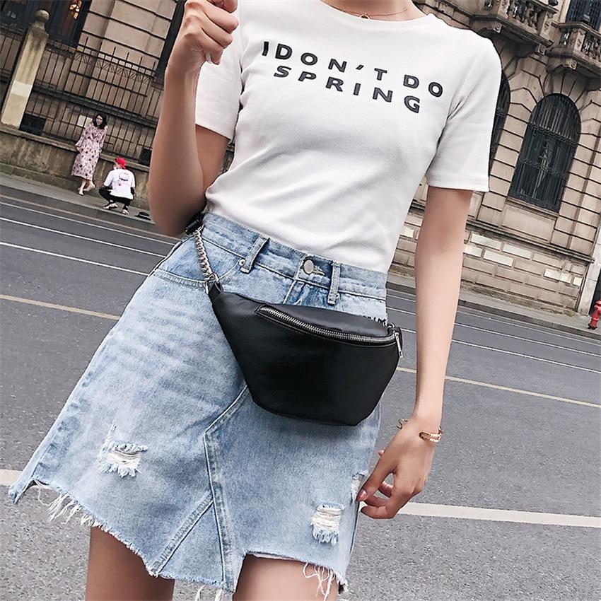 TOYOOSKY Kvinnor midja väskor mode varumärke designer kvinnlig - Bälten väskor - Foto 3