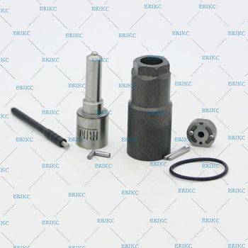 ERIKC 23670-0L090 Injector Overhaul Repair Kits Nozzle G3S6 Valve Plate SF03(BGC2) Pin, Sealing Ring for Injection 23670-30400