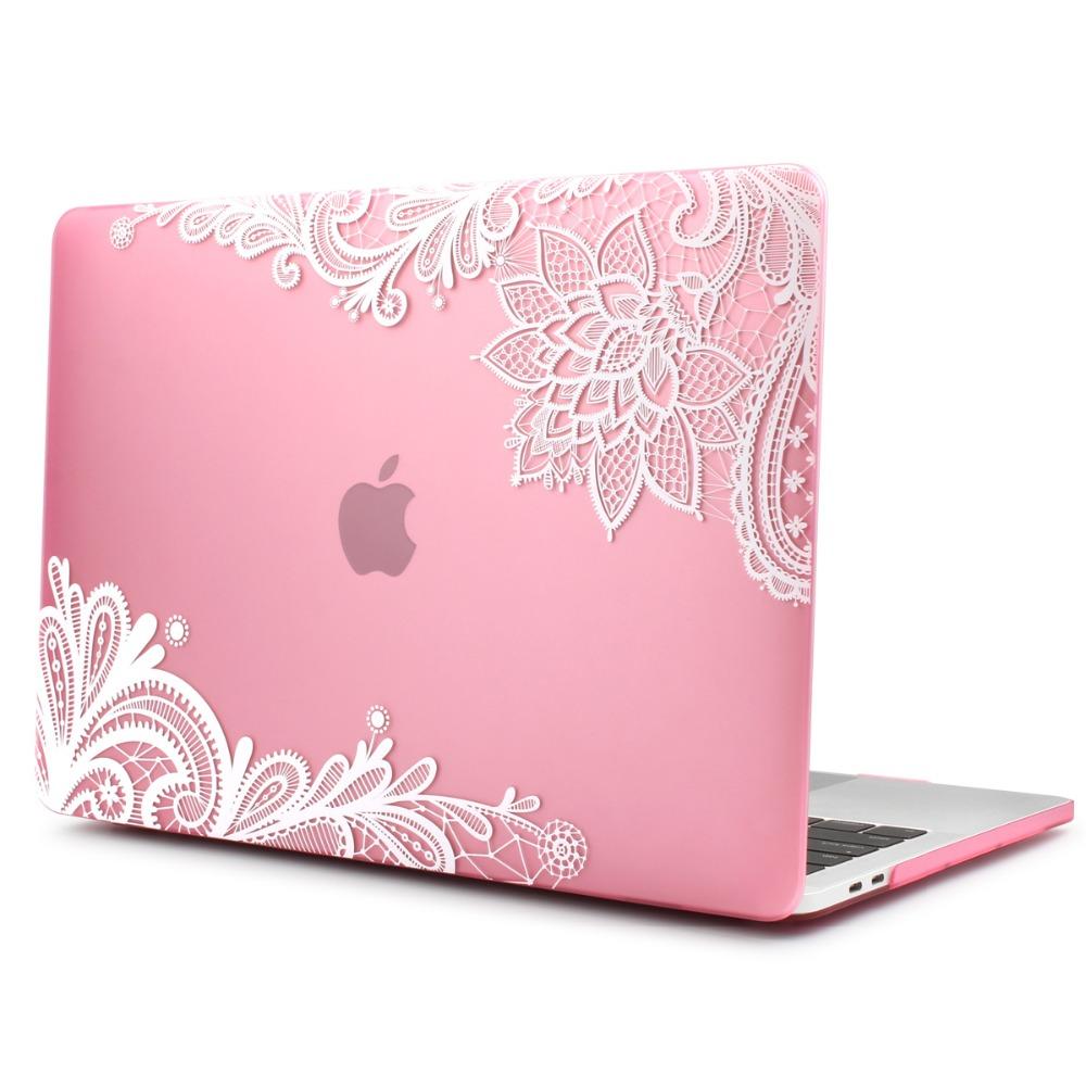 Batianda Rubberized Hard Cover Case for MacBook 48