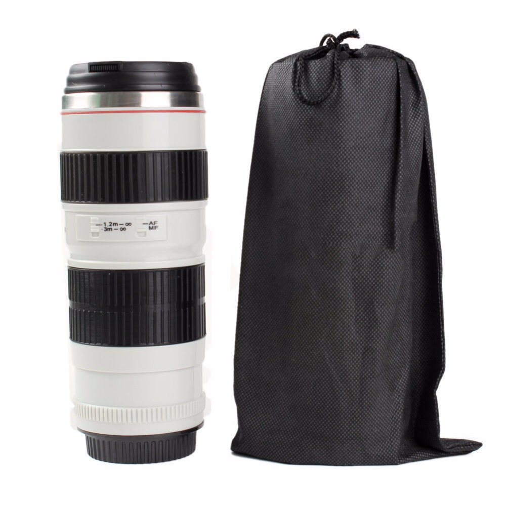 Zoom 1 1 70 200mm f2 8 Coffee Cup Gift USM Thermos Camera Lens Mug Stainless