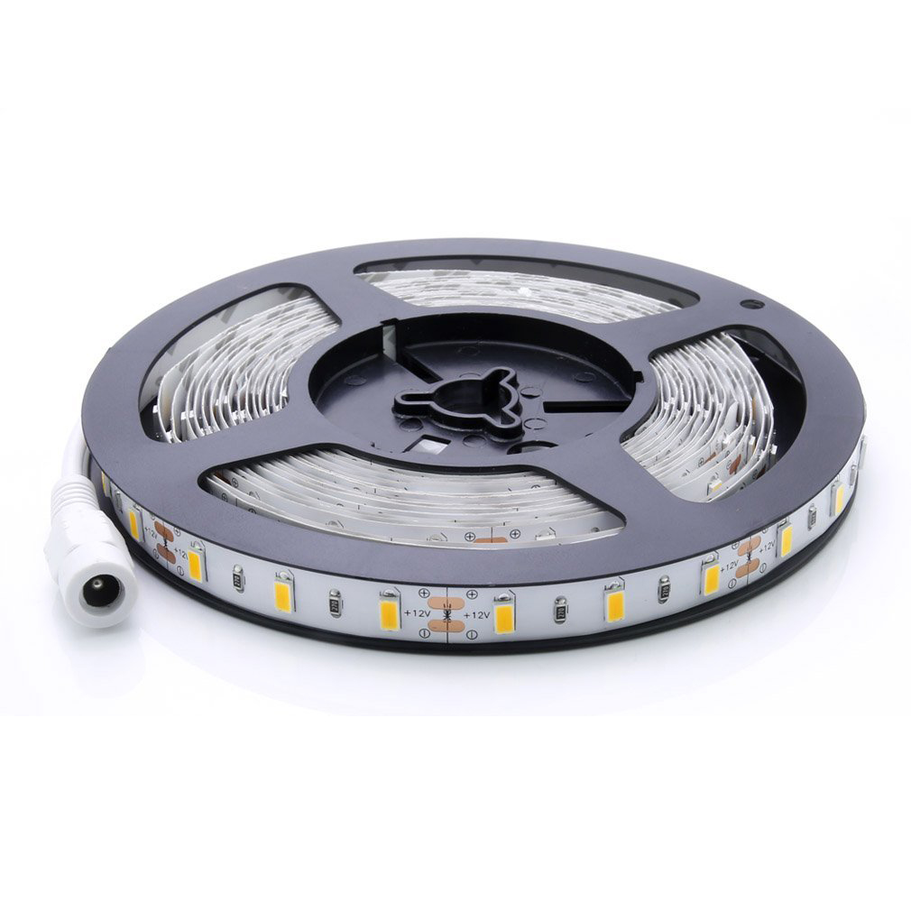 Super Bright Flexible 5M 14.4W/Meter SMD 5630 300 Leds IP20 Non-waterproof Warm White(2800-3000K) LED Strip Ribbon