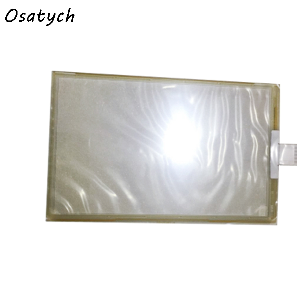 7 inch 5 Wire Touch Screen for AB-1507003041118120801 A-15070-003 Industrial Panel Replacement Free Shipping 5 7 inch 4 wire touch screen glass new