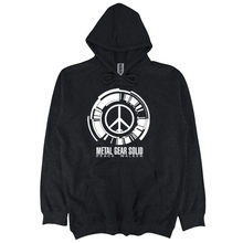 b73e6348 Hooded Hoodies Men/Women Clothes new Harajuku Hip Hop Metal Gear winter  hoody Peace Walker