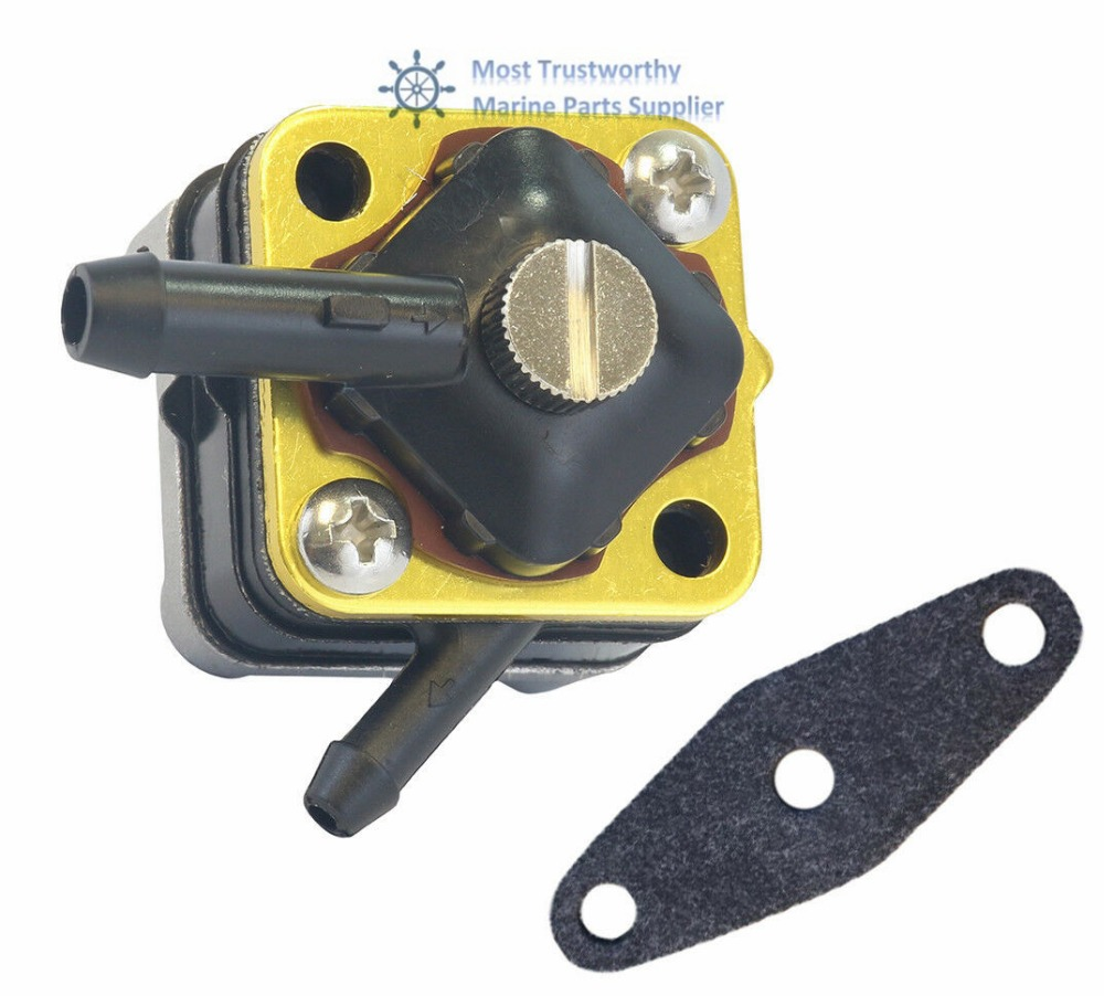 Fuel Pump For Johnson Evinrude 68 9.9&15hp Thru 1992 397839 395091 18-7350 Good