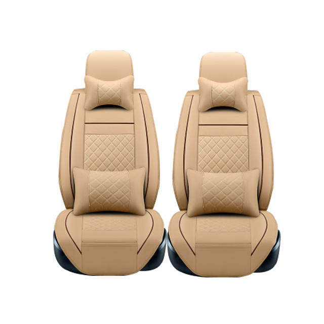 Awesome Leather Car Seat Covers For Dodge Caliber 2012 2008 Avenger Ram 2500 2015 2011 Car Accessories Styling Machost Co Dining Chair Design Ideas Machostcouk