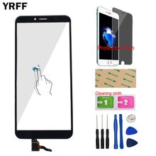 Touch Screen Panel For Huawei Honor 7A Pro AUM L29 Touch Screen Glass Digitizer Panel Front Glass Sensor Tools Protector Film