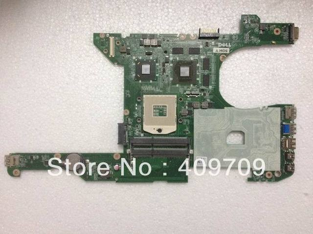 freeshipping HOTsale!!!   PN/  RHTCK For DELL inspiron14R   7420 laptop motherboard 100full test ,Warranty period of thirty days