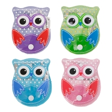 Cartoon Owl 5pcs Manicure Set Nail Care Clippers Scissors Travel Grooming Kits Pro
