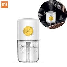 Xiaomi Mijia Deerma USB увлажнитель воздуха Mute мини аромат увлажнитель воздуха спальня Атмосфера Свет автомобиля увлажняющий портативный для офиса