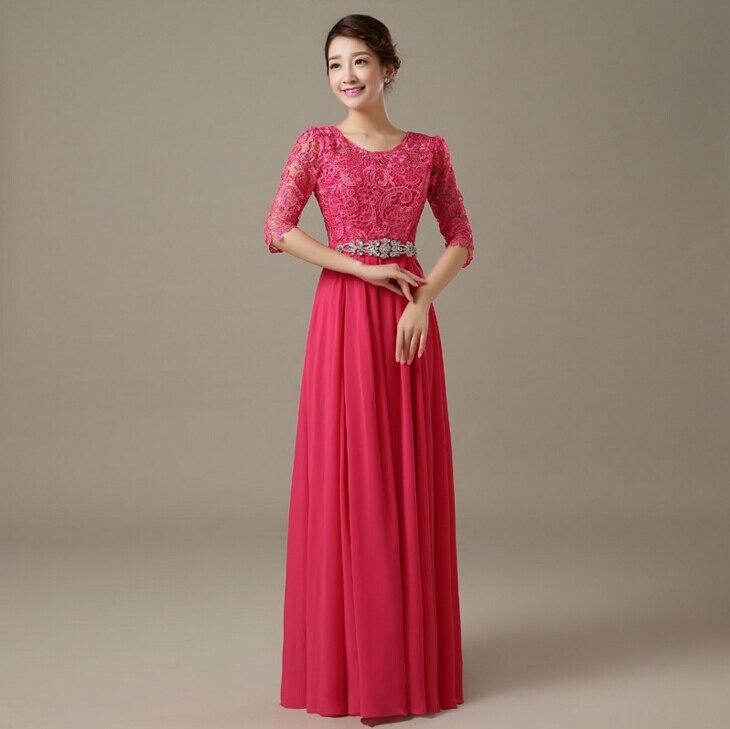 Popular Hot Pink Semi Formal Dresses-Buy Cheap Hot Pink Semi ...