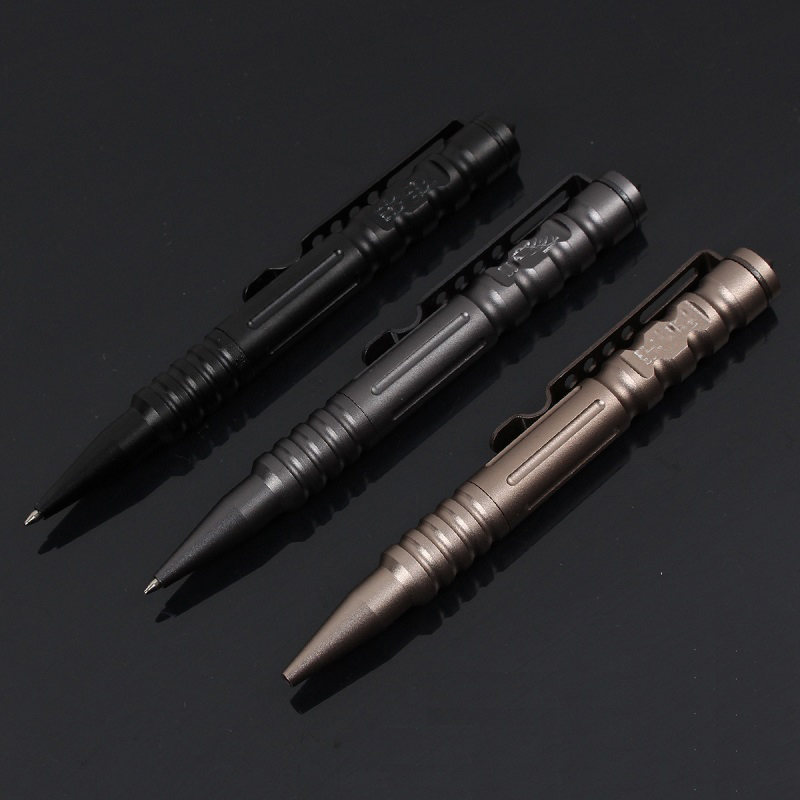 New Self Defense B311 Tactical Pen Aluminum, Anodized Surface Tactico Militar Life-Saving Personal Security 3 Color Portable Pen
