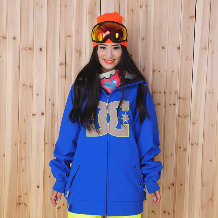 bb7c5514ea snowboard jacket men and woman ski and snowboarding jacket women DC brand  outdoor as rossignol hiking and snowboard jackets-in Snowboarding Jackets  from ...