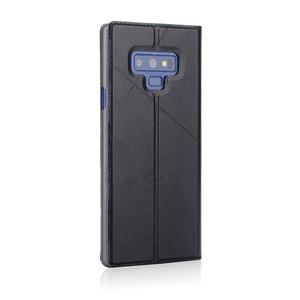 Image 5 - FDCWTS Flip funda cuero cartera caja del teléfono para Samsung Galaxy Note 9 SM N960 N960F SM N960 SM N960F Samsung Samsun