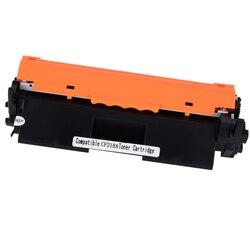 שחור טונר מחסנית CF218a 218A 18a תואם עבור HP M104a M104w 132a M132fn M132fp M132fw M132nw Laserjet מדפסת אין שבב
