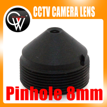 High Quality 8mm lens Metal Pointed cone CCTV Board Camera Lens For CCTV Security Camera Free Shipping