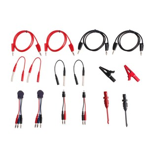 Image 3 - 92pcs Set Car Circuit Test Power Probe Wiring Cable Accessories Kit MT08  SRS Connector Alligator Clip For Multimeter MST9000+