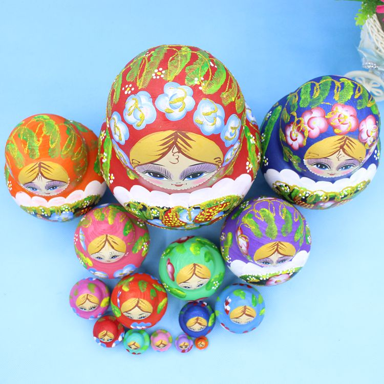 China russian nesting dolls Suppliers