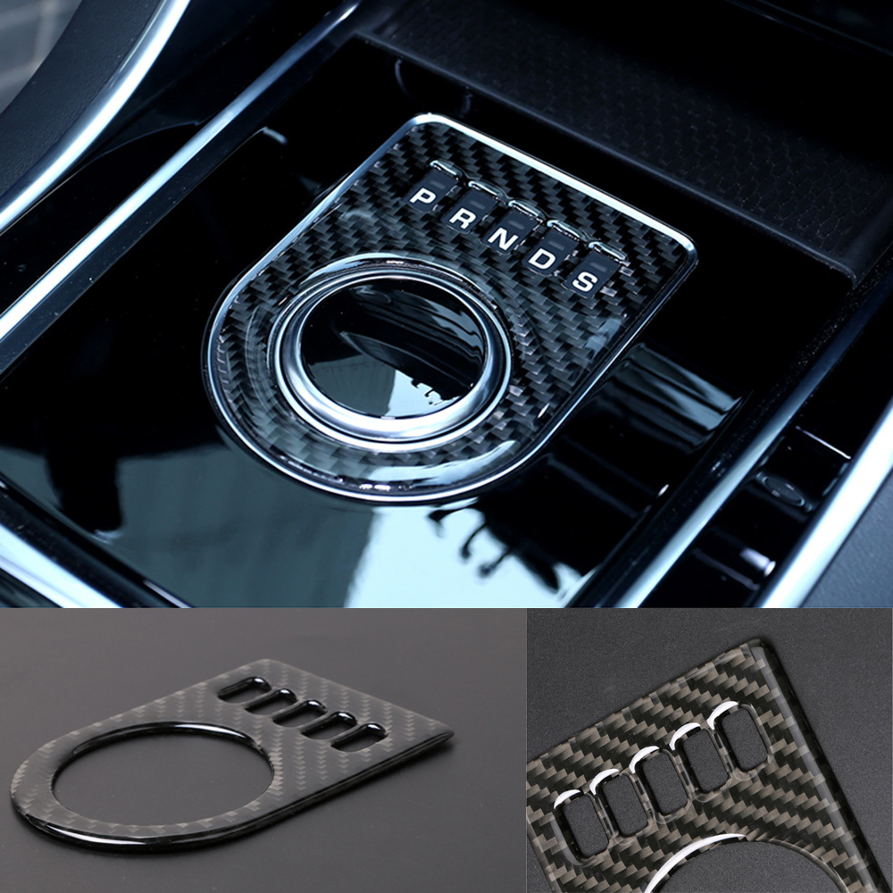 XF X260 Central Console Gear Shift Cover Trim For Jaguar F-Pace X761 XE X760