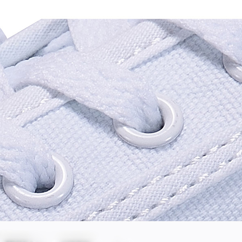 White Chinese Yin Yang Practice Shoes 1