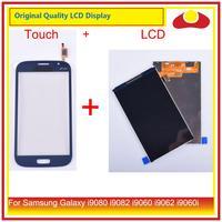 Tela de display lcd para samsung galaxy  digitalizador touchscreen  para grand neo plus gt i9082 i9080 i9060i i9060 i9062 i9063 sensor