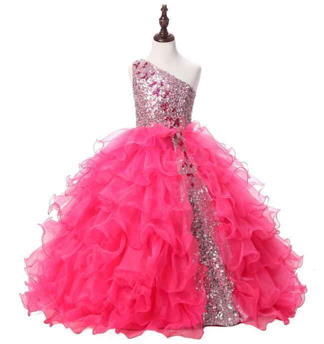 Real Photo lace dress for the girl princess girl prom dresses for kids gowns kids tulle