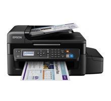 Epson EcoTank ET-4500, Inkjet, Colour printing, 5760 x 1440 DPI, 100 sheets, A4, Black