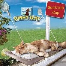 KEMISIDI милые подвесные кровати для питомцев, подшипник 15 кг, для кошек, солнечное сиденье, крепление на окно, для питомца, для кошки, гамак, удобная кровать для питомцев, для кошек, для обучения
