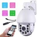 801-D20XA IR-CUT P2P Outdoor 250 m Laser 1.3MP HD 960 P 20X ZOOM PTZ Speed Dome de Rede IP P2P Onvif Câmera de segurança