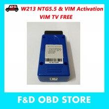VIM активации для Merced Бенц w213 NTG5.5 навигации VIM ТВ вы можете использовать его неограниченное количество раз