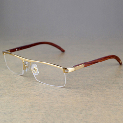 Vintage Holz Carter Gläser Männer Designer marke holz Brillen frames männer Frauen brillen rahmen für männer lesebrille 369