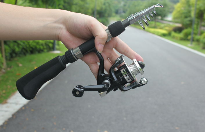 popular small fishing rod-buy cheap small fishing rod lots from, Fishing Reels