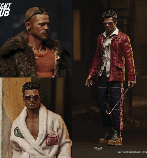 1:6 scale Super flexible male figure 12 action figure doll Collectible Model plastic toy Fight Club Double Brad Pitt 1 6 scale figure doll terminator3 rise of the machines fembot t x 12 action figure doll collectible model plastic toy