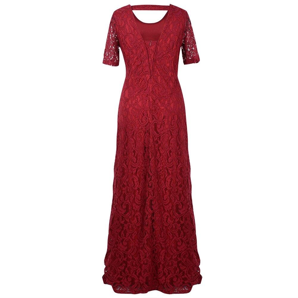 Maxi Dress Plus Size L 5XL 6XL 7XL 8XL 9XL Large Size White Lace Sheath  Dress Casual Slim Women Soft Sexy Long Beach Dresses-in Dresses from Women s  ... 1e6bf5b7030f