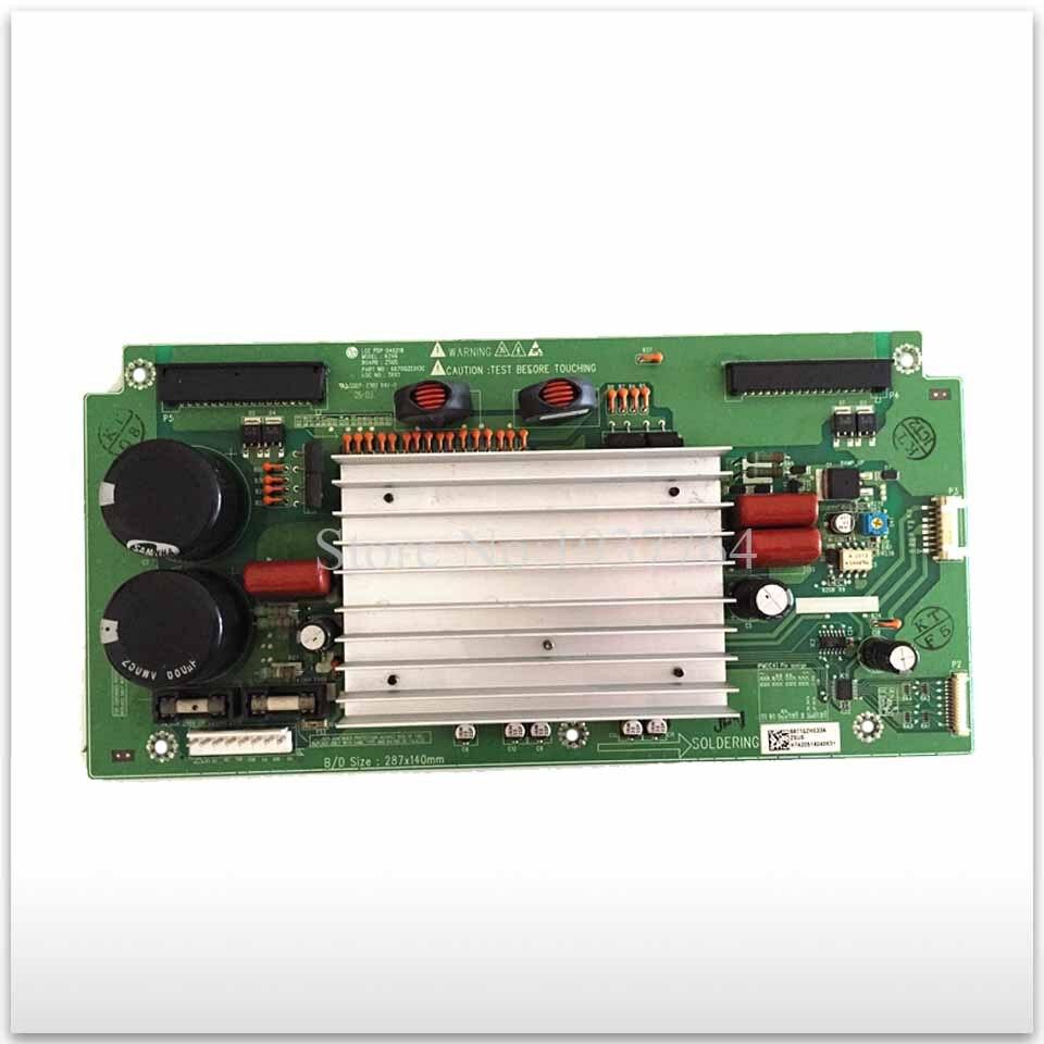 95% new original board PSU 42V6 Z board 6870QZE013C 6871QZH033A original tnpa5082ap plasma tv z board