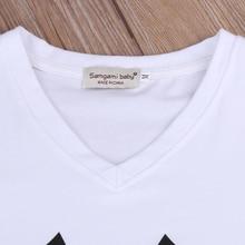 Summer Matching Mother Daughter Baby Girls Wink Eyelash Top Shirt