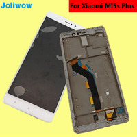 Original For Xiaomi Mi5s Plus 5 7 LCD Display Touch Screen Frame Digitizer Glass Lens Assembly