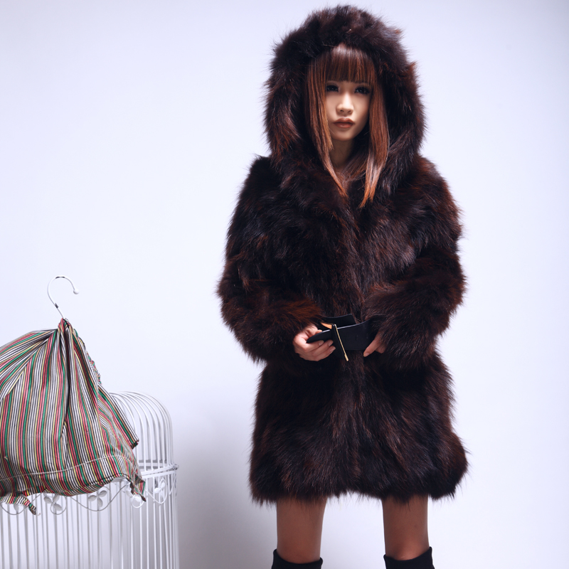 Online Get Cheap Fox Fur Coats Women -Aliexpress.com | Alibaba Group