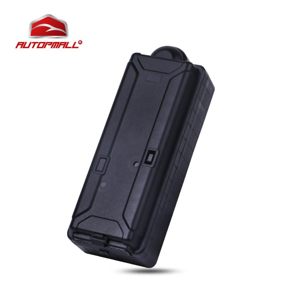 20000 мАч Батарея автомобиля GPS трекер Бесплатная веб-приложение отслеживания устройства магнит Водонепроницаемый IPX7 GSM GPRS трекер rastreador tk20se