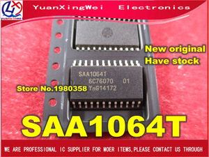 Image 1 - 5PCS SAA1064T SAA1064  Original authentic and new Free Shipping IC