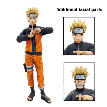 Naruto Shippuden Figurine Grandista Nero Naruto Uzumaki model Figurals цена 2017
