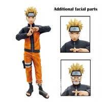 Naruto Shippuden Figurine Grandista Nero Naruto Uzumaki modell Figurals
