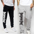 Hot sale Casual Cotton PURPOSE TOUR Jogger Pants Sweatpants Justin Bieber Baggy Harem Slacks Trousers H Letter