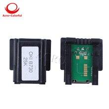1279001 Cartridge chip for OKI B710 B720 B730 Laser Printer Chip