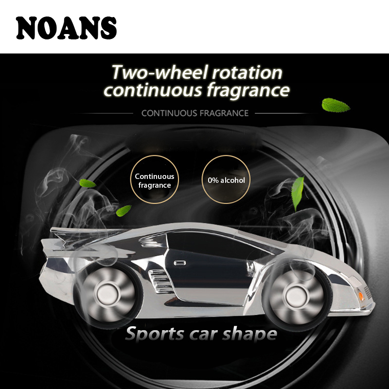 NOANS Car Model Aromatherapy Air Outlet Fragrance Accessories For Ford fiesta ranger Honda 2017 Accord 2003-2007 Citroen C5 C3